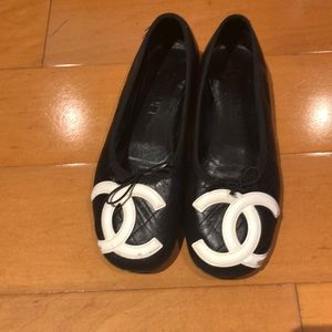 Chanel Ballerina shoe size 39.